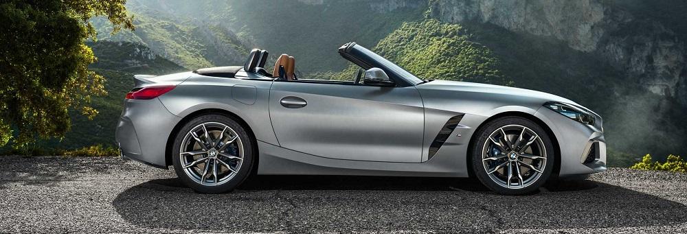 2020 BMW Z4 exterior design