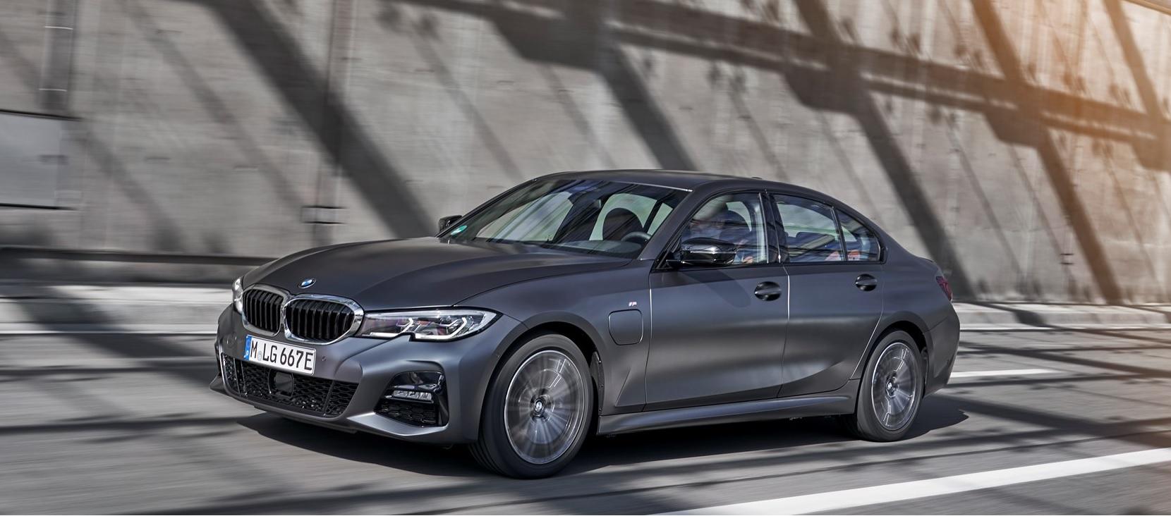 2021 BMW 330e